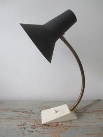Vintage Deense bureaulamp SOLD