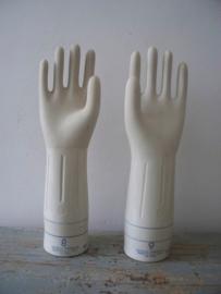 porseleinen handen / mallen SOLD