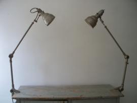 Industriele lampen SOLD