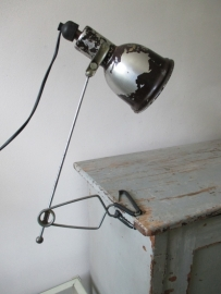 Industriele klemlamp SOLD