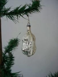 Oude antieke kerstbal / viool SOLD