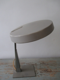 Oude industriele bureaulamp SOLD