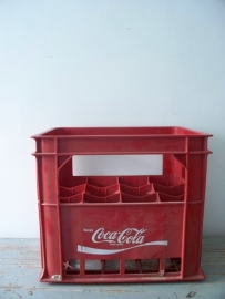 Coca Cola krat SOLD