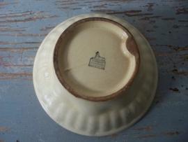 Oude puddingvorm ( Petrus Regout ) SOLD