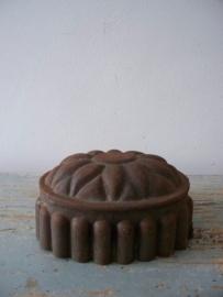 Franse puddingvorm van blik SOLD