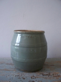 Oude Franse pot SOLD