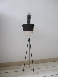 Retro vintage plantenstander / cactusstander SOLD