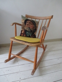 Zweedse schommelstoel SOLD