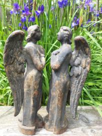 Antieke Franse engelenSOLD