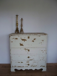 Zweedse commode SOLD