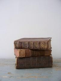 Oude Franse boekjes SOLD