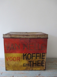 Oud Van Nelle blik SOLD