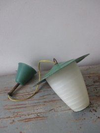Oud hanglampje retro/vintage SOLD
