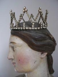 Antieke Franse religieuze kroon SOLD