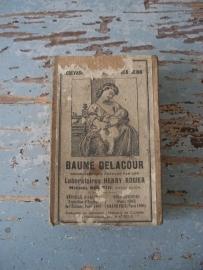 Antiek medicinaal doosje SOLD