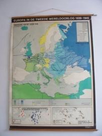 Europa in de tweede wereldoorlog SOLD