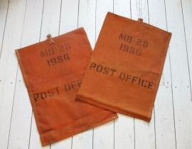 Oude Engelse postzak SOLD