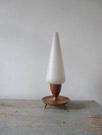 Oud lampje retro/vintage SOLD