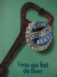 Oude Franse reclameplaat SOLD