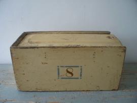 Antieke bakkersdoos SOLD