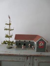 Oude huisje / kersthuisje SOLD