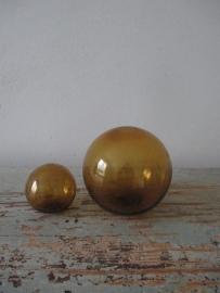 Oude glazen drijvers SOLD