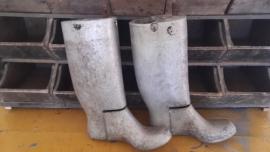 Oude Industriele mallen / laarzen