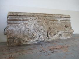 Antiek ornament uit Frankrijk