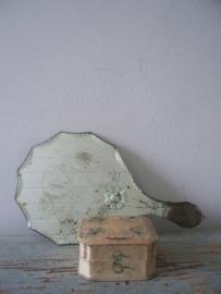 Antieke Franse handspiegel SOLD