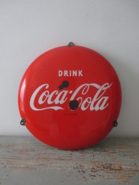 Oud emaille Coca Cola bord SOLD