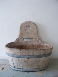Zweedse houten tobbe SOLD