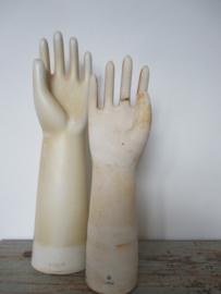 porseleinen hand / mal SOLD