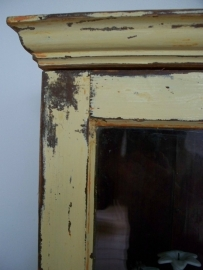 Antiek Franse vitrinekast SOLD