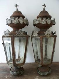 Antieke Franse lantaarns SOLD