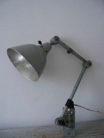 Industriele wandlamp Midgard SOLD