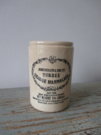 Oude Engelse jampot SOLD