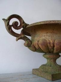 Antieke Franse tuinvaas SOLD