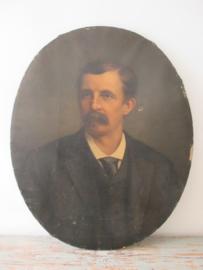 Antiek portret SOLD
