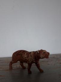 Oude tijger ( elastolin )