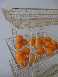 Retro keukenrek / winkelrek SOLD