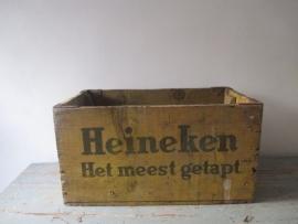 Oud Heineken kratje SOLD