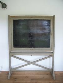 Antiek schoolbord XXL SOLD