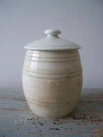 Beboterde pot SOLD