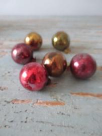 Oude antieke kerstballetjes SOLD