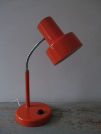 Vintage retro bureaulamp SOLD