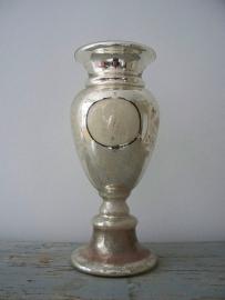 Oude zilverglas / armeluiszilveren bokaal SOLD