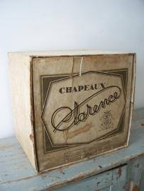 Oude Franse hoedendoos SOLD
