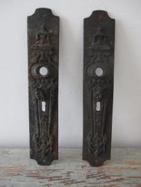Antiek deurbeslag SOLD