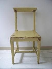 Antieke Zweedse stoel SOLD