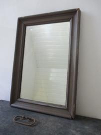 Oud Frans spiegeltje
